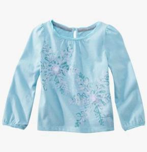Cherokee® Winter Blue Top_2